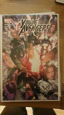 Young Avengers, Vol. 1 #5  Marvel • 3£