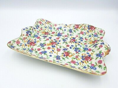 $ CDN43.18 • Buy Royal Winton Grimwades Old Cottage Chintz Pattern Oblong Dish