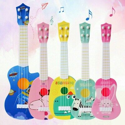 AU10.16 • Buy Musical Toys Guitar Instrument For Girls Age 2 3 4 5 6 7 8 Year Old Kids