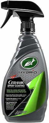 $22 • Buy Turtle Wax Hybrid Solutions Ceramic Spray Coating 53409 Hydrophobic -16 Fl Oz.