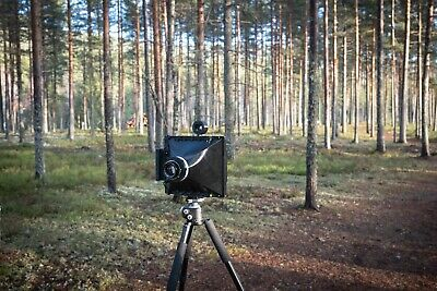 £213.68 • Buy 3d Printed - WillTravel 8x10 Camera For Your Focal Length