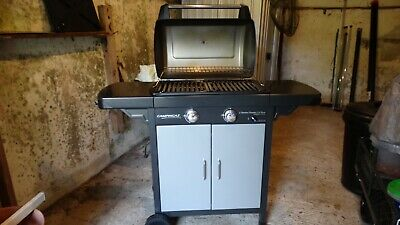 Gas Barbecue Campingaz 2 Series LX Plus USED ONCE ONLY. Really Good Condition. • 100£