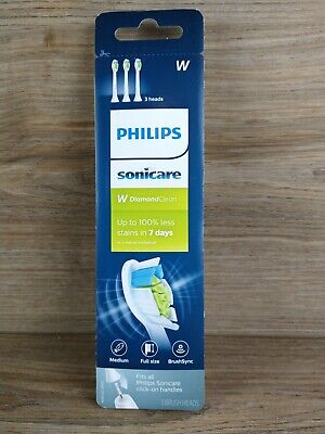 AU19.25 • Buy Philips Sonicare HX6063/65 DiamondClean Replacement Toothbrush Head - White