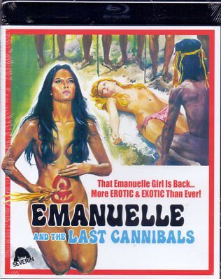 Emanuelle And The Last Cannibals Blu Ray Severin 1977 Joe D'Amato Laura Gemser • 24.50£