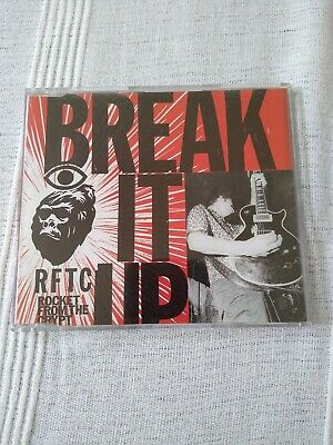 Rocket From The Crypt - Break It Up. CD Single. 3 Tracks. • 1.99£