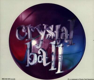 Prince Crystal Ball 4cd Set (includes The Truth) • 165£