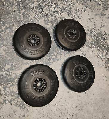 AU75 • Buy 4x4.5kg Weight Plates