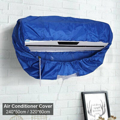 AU29.65 • Buy Wall Mounted Air Conditioning Cleaning Bag Split Air Conditioner Washing Cover