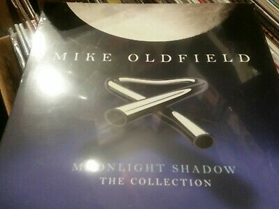 MIKE OLDFIELD MOONLIGHT SHADOW THE COLLECTION VINYL (Very Best Of) • 9.99£
