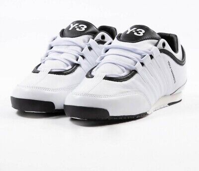 Boxing Leather Trainers Y3  White • 169.99£