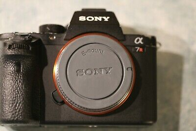 $ CDN888.52 • Buy Sony Alpha A7R II 42.4MP Digital Camera - Black (Body Only) USED