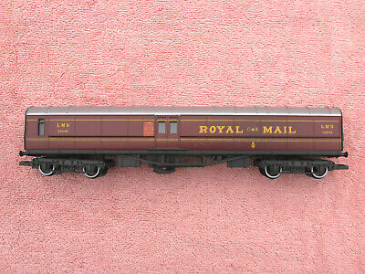 Hornby R413: Lms 'royal Mail' Travelling Post Office - 30250 - Nice Condition • 0.99£
