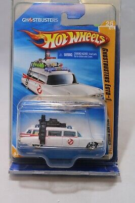 Hot Wheels 2010 New Models Ghostbusters Ecto-1 • 7.23£