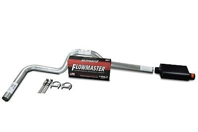 $198.44 • Buy 99-06 Chevy GMC Silverado Sierra 3  Single Exhaust Kit Flowmaster Super 44
