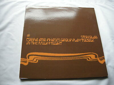 Stereolab  Cobra And Phases...  Double LP 1999 ORIGINAL 1ST PRESSING NEAR MINT ! • 20.09£