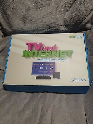Talk Talk Youview Box Dn360t • 6.20£