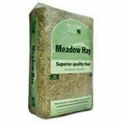 £7.45 • Buy Pillow Wad Meadow Hay Large - 2.25Kg
