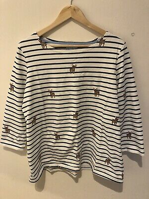 Joules Harbour Top Size 18 • 7.10£