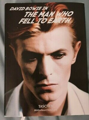 David Bowie In: The Man Who Fell To Earth, Paul Duncan, Bibliotheca Universalis • 9£