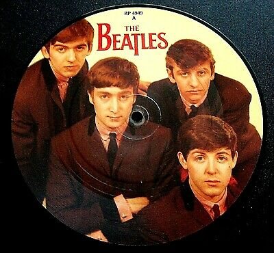 The Beatles, Love Me Do, P.s. I Love You, Picture Disc, Excellent Condition • 5.50£