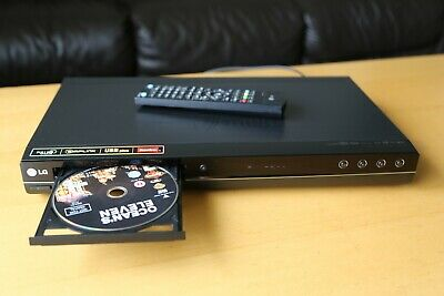 LG DRT389H DVD Recorder BUILT-IN FREEVIEW DVB-T HD Includes Remote • 79£