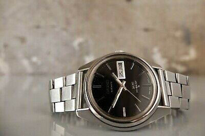 $ CDN72.99 • Buy Vintage 1970's JAPAN KING SEIKO 5626-7000 Hi-Beat Automatic Weekdater Tracking