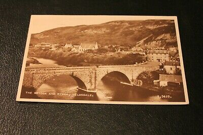 Helmsdale, The Bridge And The River RP B. 5489  - Posted 1954 • 5.99£