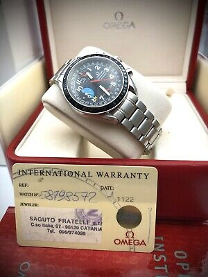 Omega Speedmaster Mk40 Triple Date, Fully Serviced Box And Card. • 3,200£