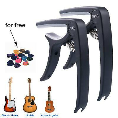 $ CDN7.32 • Buy Tiger Guitar Capo - Trigger Capo For Guitar