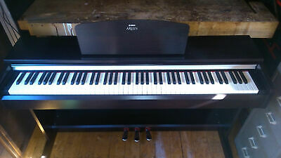 Yamaha Arius YDP-141 Digital Piano In Rosewood, Weighted Keys, 3 Pedals • 450£