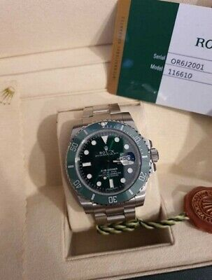 $ CDN7592.78 • Buy Rolex Oyster Perpetual Date Submariner Chronometer Mechanical Automatic 40mm Men