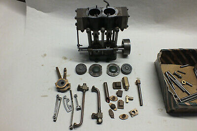 Stuart Launch Twin Steam Engine Unfinished. • 78£