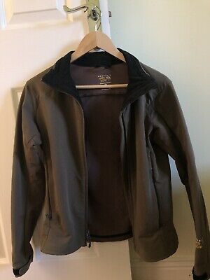 Mountain Hardware Soft Shell Jacket Size Small Womens - Used Perfect Condition • 20£