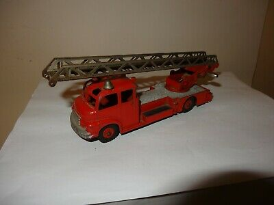 1950s Dinky, Supertoys No 956 Turntable Fire Escape. ( Bedford Fire Engine ). • 14.99£