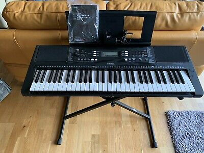 Yamaha Psr-e363 Keyboard And Stand • 51£