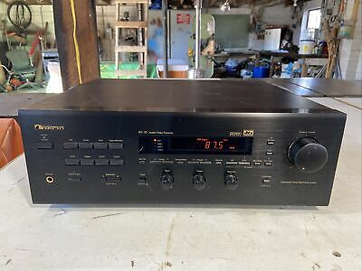 $250 • Buy Nakamichi AV-10 Amplifier Audio/Visual Receiver