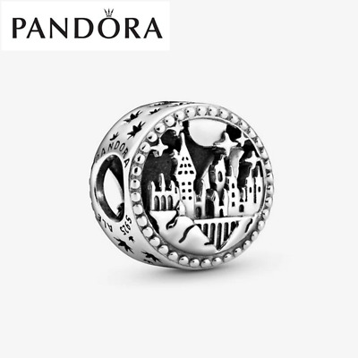 Pandora Harry Potter Hogwarts School Of Witchcraft And Wizardry Charm & Gift Box • 15.99£