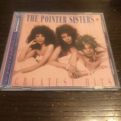 The Pointer Sisters - Greatest Hits (2004) • 6.99£