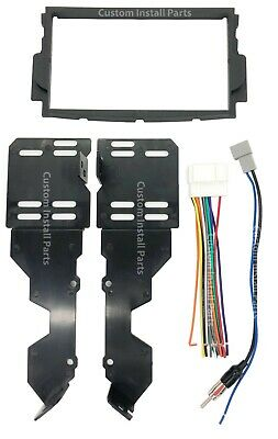 $24.97 • Buy Stereo Radio Double Din Dash Install Kit Wire Harness Fits 2004-2008 Acura TL