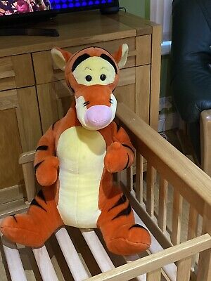 Large Disney Tigger Soft Toy Approx 17  • 9.99£