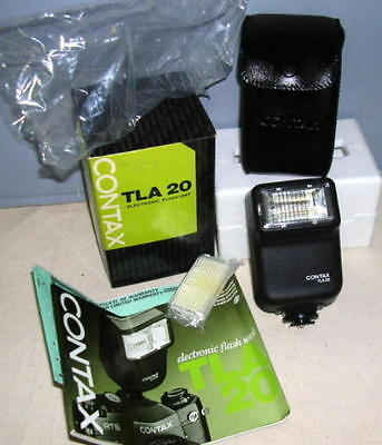 Contax Electronic TAL-20 Flash Unit New Old Stock #Nut • 35.76£