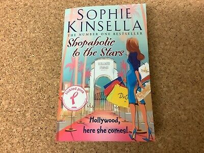 Sophie Kinsella - Shopaholic To The Stars Paperback Book • 3.50£