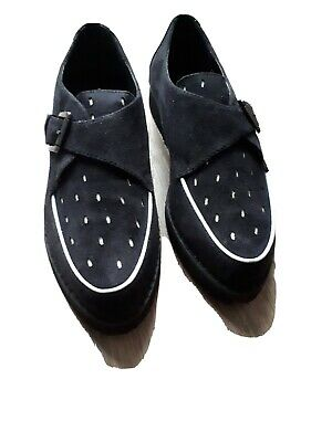 Black Creepers Size 6 • 5.20£