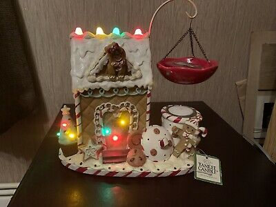 Yankee Candle Gingerbread House Wax Burner  • 16.10£