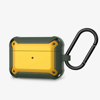 $ CDN5.95 • Buy Rugged Armor Shockproof Case Earphone Charging Cover For Apple AirPods Pro 2 1