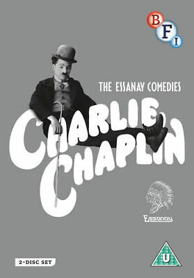 Charlie Chaplin The Essanay Comedies DVD (2017) BFI Official Release Gift Idea • 9.56£