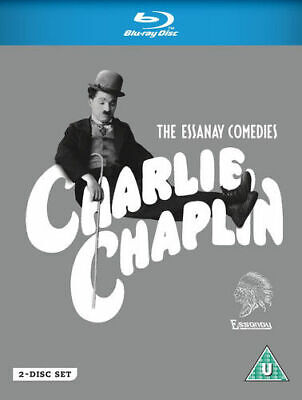 Charlie Chaplin The Essanay Comedies Blu-Ray (2017) BFI Release GIFT IDEA  • 9.56£
