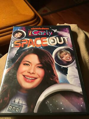 DVD — ICarly: ISpace Out — (2010, Nickelodeon) • 3.61£