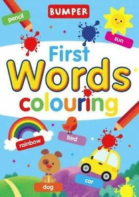 £4.62 • Buy Brown Watson: My First Words Colouring Book Activity Learning Colour Bumper B.