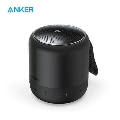 AU58.08 • Buy Anker Soundcore Mini 3 Bluetooth Speaker, BassUp Waterproof IPX7